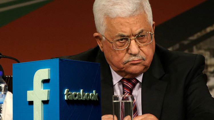 Facebook bloquea la página de Fatá, el partido del presidente palestino