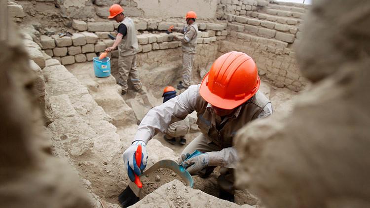 Arqueólogos rusos encuentran restos arqueológicos únicos en una antigua ciudad bíblica