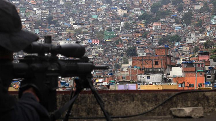 Google Maps lleva por error a una turista argentina a una favela de Río y resulta baleada