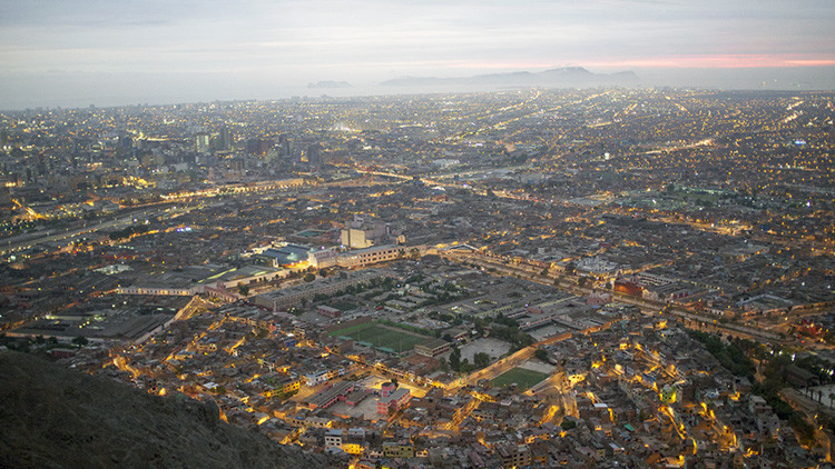 Un sismo de magnitud 4,0 sacude Lima