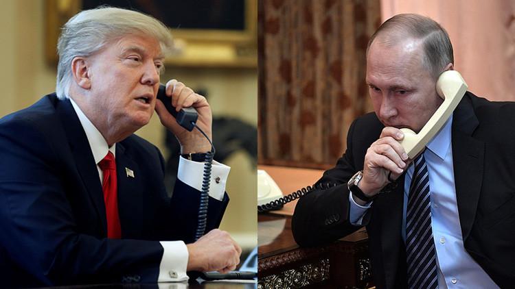 Putin y Trump acuerdan un encuentro