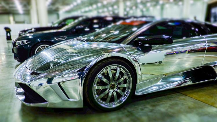 Lamborghini llama a revisión a 42 coches de lujo en Rusia por riesgo de incendio