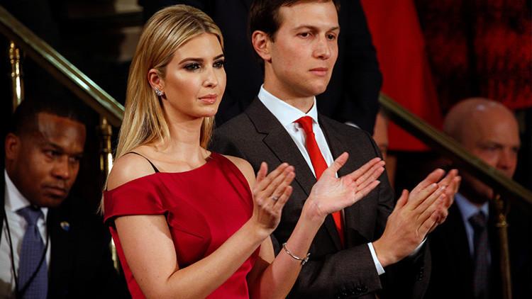 """Trump insta a """"comprar americano"""" mientras Ivanka viste ropa francesa y despierta críticas"""