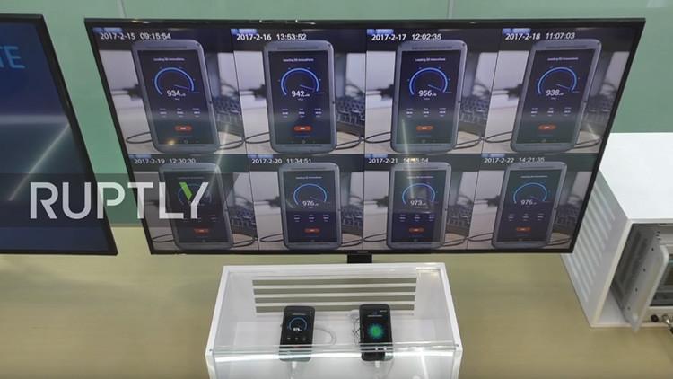 VIDEO: El primer 'smartphone' 5G que descarga 10 veces más rápido, pero que tardará 2 años en llegar