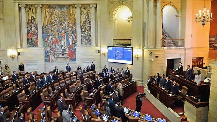 La Cámara de Representantes de Colombia aprueba participación política de las FARC