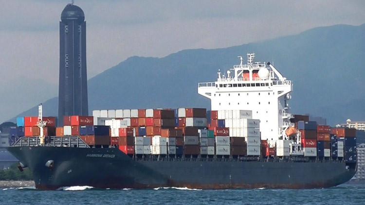 Venden como chatarra un buque de 7 años : ¿Qué sucede con el comercio marítimo mundial? (VIDEO)