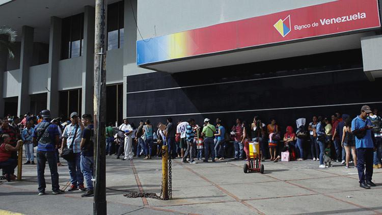 La banca nunca pierde: Los reyes de la guerra económica en Venezuela