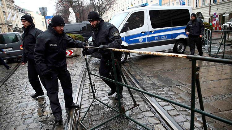 Alemania arresta a dos extremistas sirios, uno de ellos acusado de crímenes de guerra