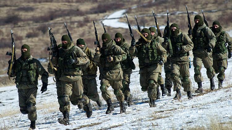 Rusia: 3.000 soldados se ponen alerta en Crimea y el Cáucaso del Norte