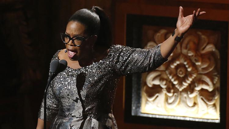Si Trump lo ha conseguido... ¿Será Oprah Winfrey la primera presidenta de EE.UU.?