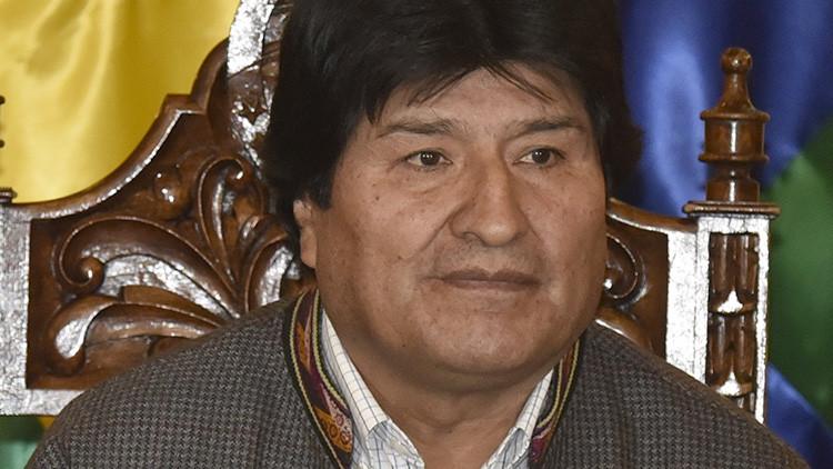 Evo Morales viajó de urgencia a Cuba por problemas de salud