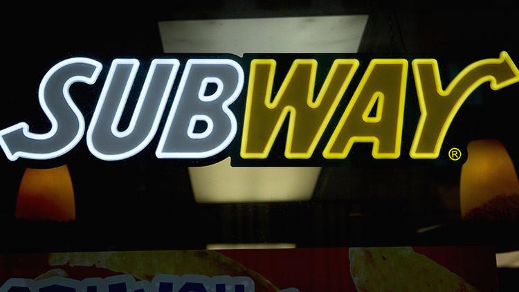 Subway defiende su pollo por la polémica tras su análisis de ADN