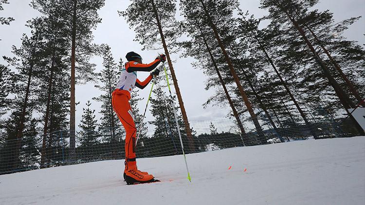 """El venezolano que participó en el mundial de esquí sin haber tocado nunca la nieve: """"Valió la vida"""""""