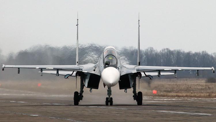 El escuadrón aéreo de la Flota rusa del Mar Negro amplía su zona de acción
