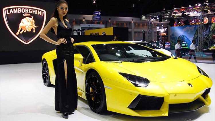 Lamborghini lanza unas zapatillas de lujo inspiradas en sus coches deportivos (FOTO)