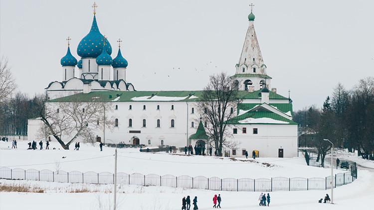 Esta pequeña y antigua ciudad rusa está entre las 5 con los mejores precios de hotel en Europa