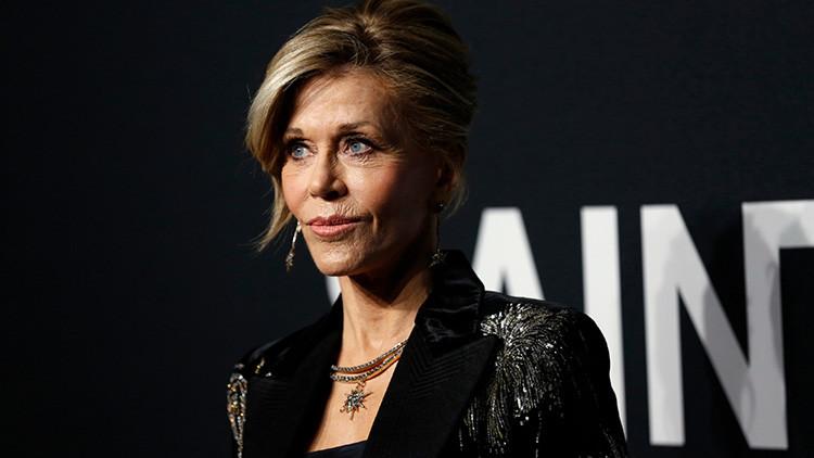 """Jane Fonda: """"Fui violada y abusada sexualmente cuando era niña"""""""