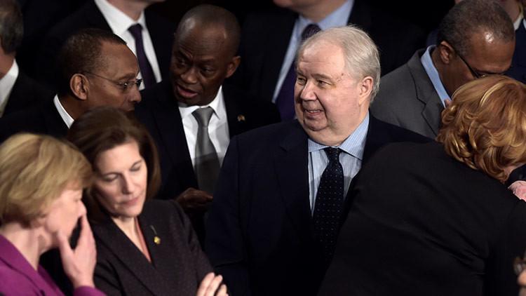 """¿Quién es Serguéi Kisliak, """"el diplomático más peligroso en Washington""""?"""