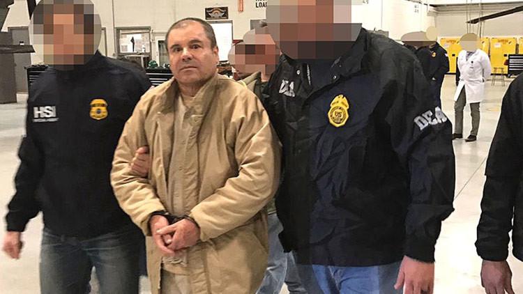¿Deportar a 'El Chapo'?: La política migratoria de Trump afecta a los casos criminales de EE.UU.