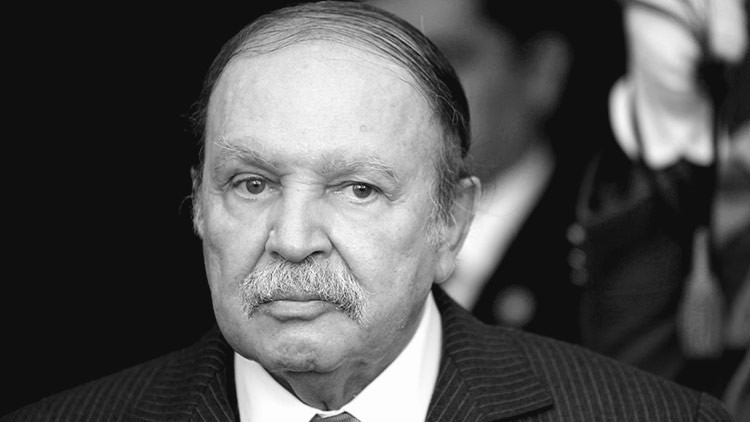Difunden un rumor sobre la muerte del presidente de Argelia, Abdelaziz Buteflika