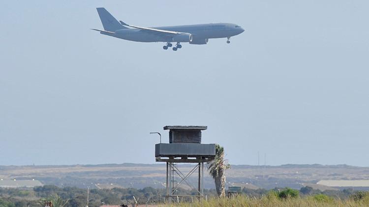 La Fuerza Aérea británica despide a un piloto por provocar un peligroso incidente sobre el mar Negro