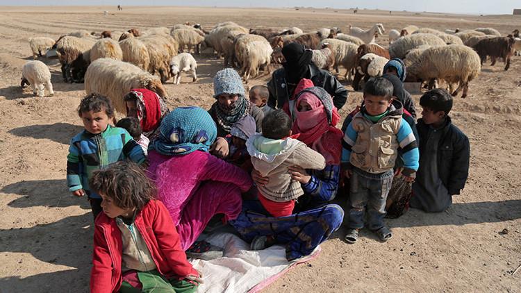 """""""Tememos al EI y a quienes nos liberan"""": RT habla con los sobrevivientes de Mosul"""