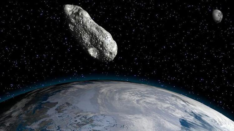"""Un asteroide pasa """"extremadamente cerca"""" de la Tierra y la NASA lo detecta (VIDEO)"""