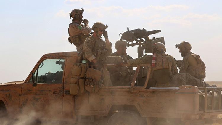 EE.UU. podría incrementar su participación militar en los operativos contra el EI en Siria