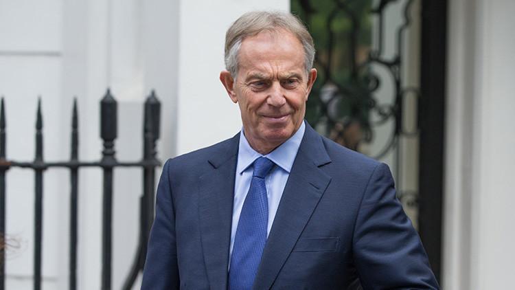Tony Blair, ¿uno más en el equipo de Trump?