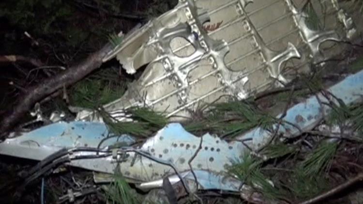 El piloto sirio del avión que cayó en Turquía afirma que su aparato fue derribado