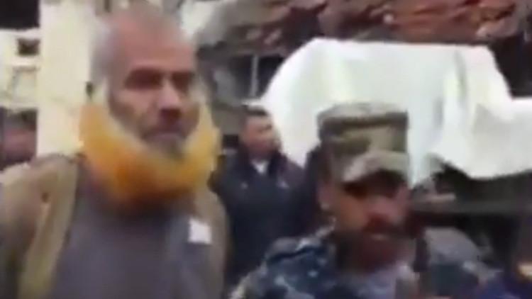 Medios iraquíes: Detienen en Mosul al primo del líder del Estado Islámico (VIDEO)