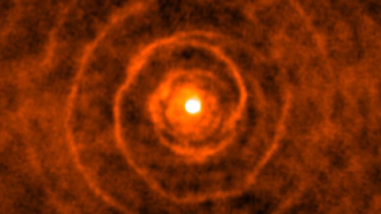 El radiotelescopio más grande del mundo capta una espiral cósmica (FOTO)