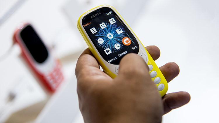 Estos son los países donde no funcionará el nuevo Nokia 3310