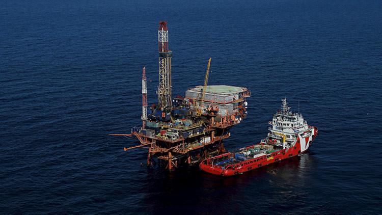 Comienza a funcionar la plataforma de exploración petrolífera más grande del mundo
