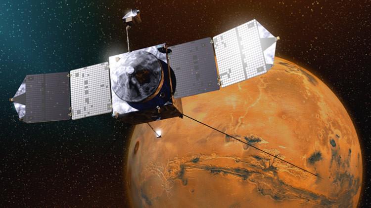 Un escudo magnético de la NASA podría recuperar los mares de Marte