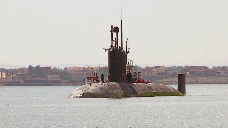 Los planos de un submarino nuclear británico terminan en una tienda benéfica (Foto)