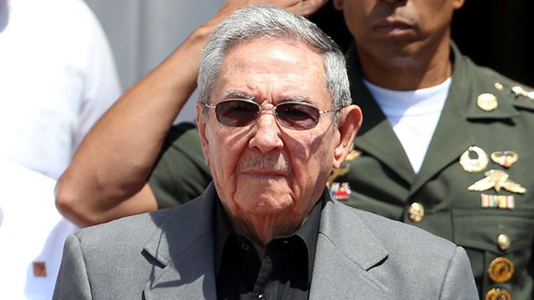 """Raúl Castro estima que el proyecto del muro de Trump es """"una irracionalidad"""""""