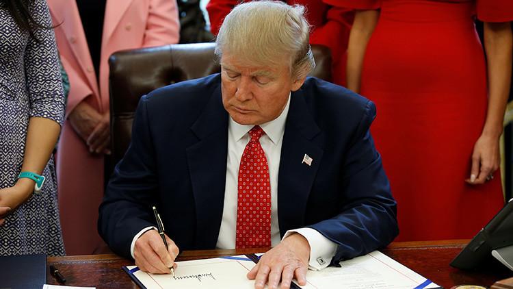 Trump planea firmar este lunes una nueva prohibición migratoria que excluye a los iraquíes