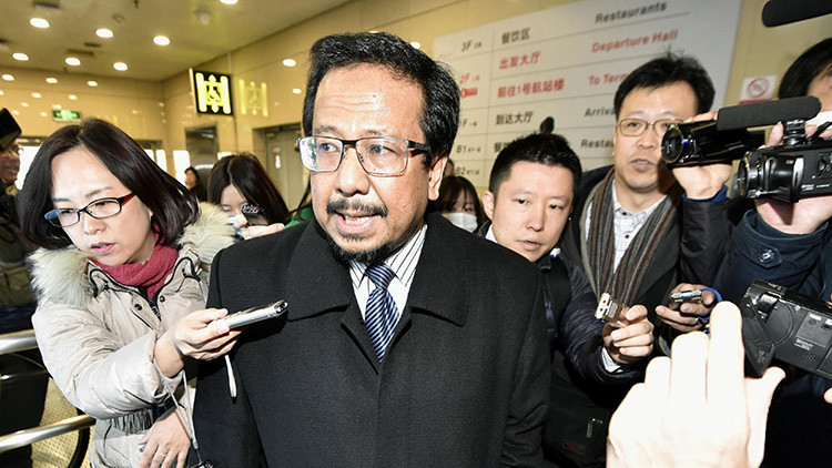 Corea del Norte expulsa al embajador de Malasia tras el asesinato de Kim Jong-nam