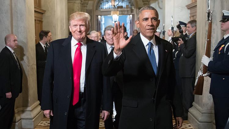¿Tiene Obama motivos para demandar a Trump por difamación?