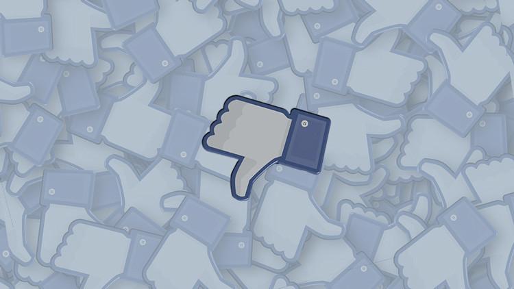 Facebook prueba el botón de 'no me gusta': ¿Qué le parece?