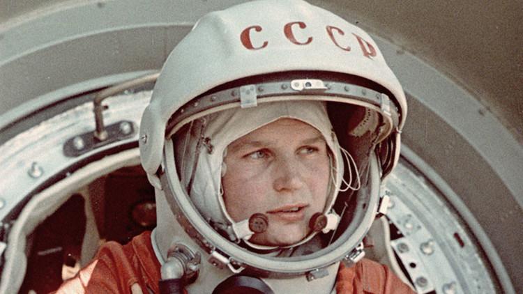 Siete cosas que no sabía de la cosmonauta rusa Valentina Tereshkova, la primera mujer en el espacio