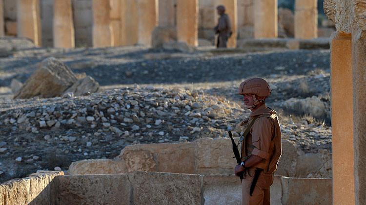 Rusia confirma la muerte de un soldado ruso en Siria