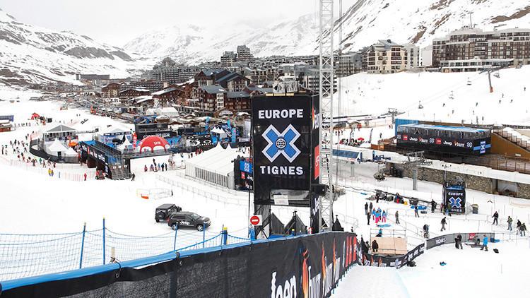 Francia: Una avalancha afecta a una estación de esquí en Saboya