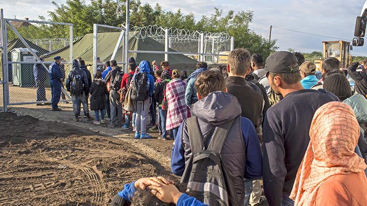 El Parlamento húngaro aprueba detener a todos los solicitantes de asilo del país