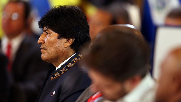 Evo Morales será operado de un tumor benigno en Cuba