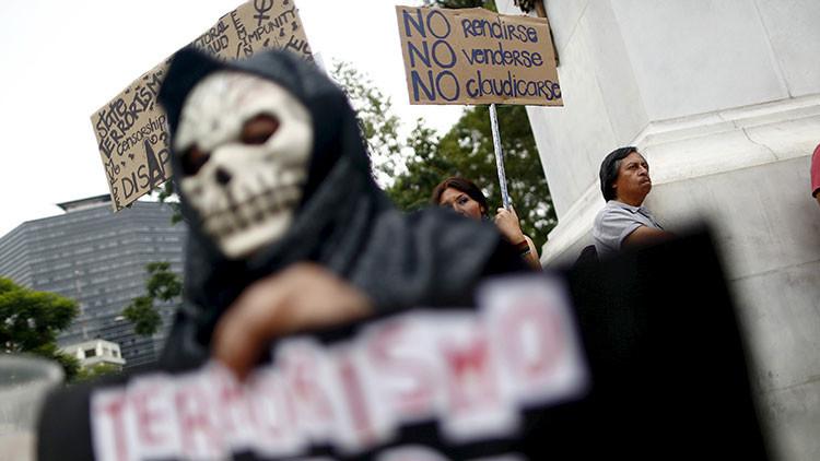 Una ONG deja al descubierto la terrible realidad que las autoridades mexicanas intentan ocultar