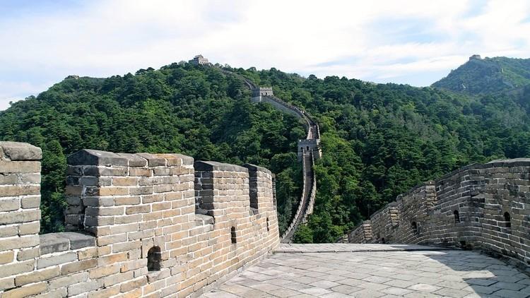 La Muralla China tiene estas lecciones para Donald Trump