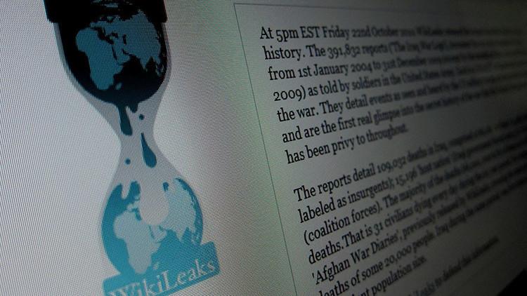 WikiLeaks anuncia que ha publicado solo el 1% de los documentos confidenciales sobre la CIA