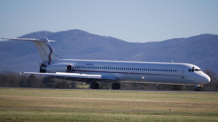 EE.UU.: Un avión con un equipo universitario de baloncesto se sale de la pista (FOTOS)